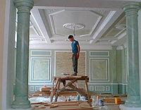 Монтаж гипсокартона на потолок, фото 1