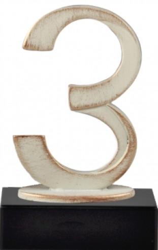 Награда | Статуэтка | Кубок | №3