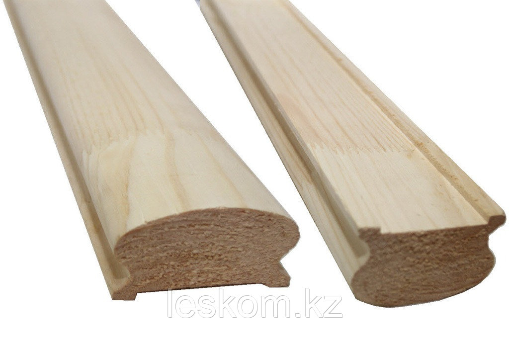 Поручень деревянный, перилла