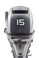 2х-тактный лодочный мотор Mikatsu M15FHS оформим как 9.9