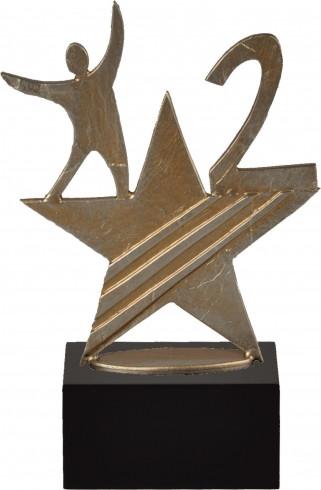 Награда   Статуэтка   Кубок   STAR №2