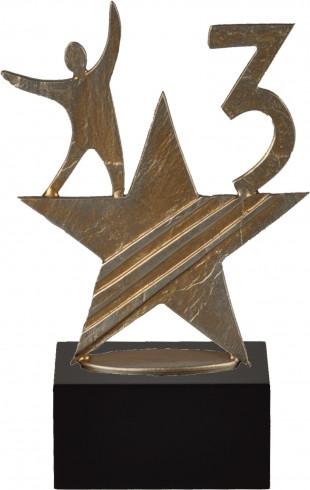 Награда | Статуэтка | Кубок | STAR №3