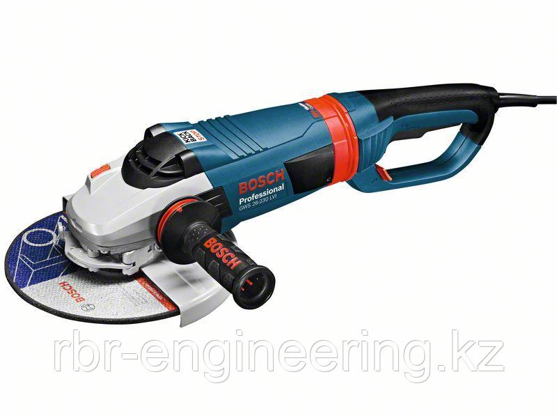 Угловая шлифмашина BOSCH GWS 26-230 LVI Professional 0601895F04