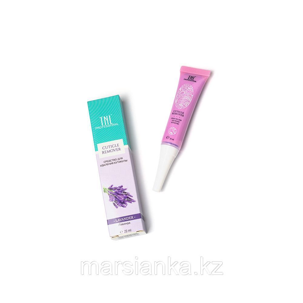 Средство для удаления кутикулы TNL (роза), 20мл