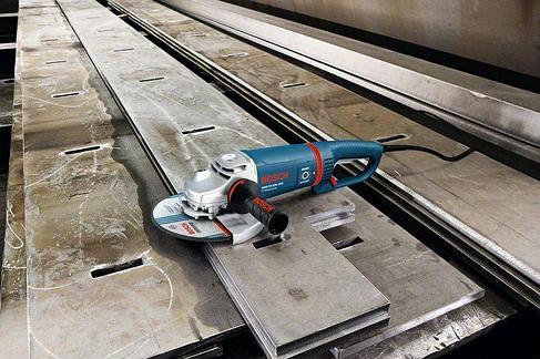 Угловая шлифмашина Bosch (Болгарка) GWS 24-230 JVX Professional 0601864504, фото 2