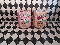 Набор LOL Surprise-Малыш в капсуле LIL 5 серия 1 волна + LOL Surprise-Малыш в капсуле, LILS, 5 серия 2 волна