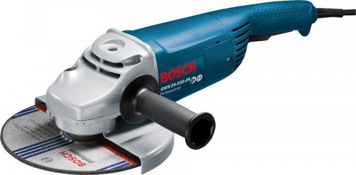 Угловая шлифмашина BOSCH GWS 24-230 JH Professional 0601884203, фото 2