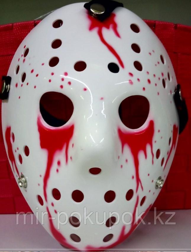 Маскарадная маска для Хэллоуина (Пила).Алматы