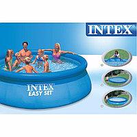 Надувной бассейн круглый Easy Set Pool 244х76см, Intex 28110 (56970), фото 1