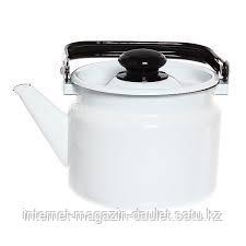 Чайник эмалированный 2 литра