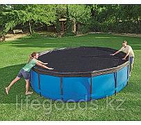 Тент для каркасных бассейнов диаметром 457/460 см, Bestway 58038