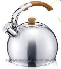 Чайник со свистком 2,3 л