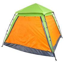 Шатёр-палатка автомат с москитной сеткой и съемными стенками [230х230х166 см], фото 2