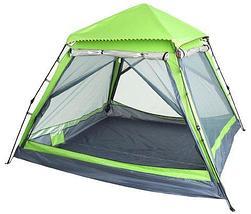 Шатёр-палатка автомат с москитной сеткой и съемными стенками [230х230х166 см], фото 3