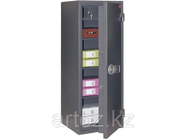Комбинированный сейф VALBERG Кварцит 120TEL с трейзером, с электронным замком PS 300, фото 2