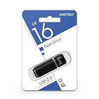 Диск накопительный USB Smartbuy  16GB Quartz Black
