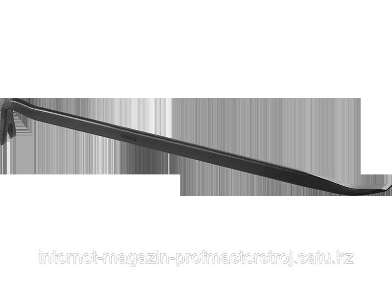 Лом-гвоздодер 450 мм, шестигранное сечение, STAYER