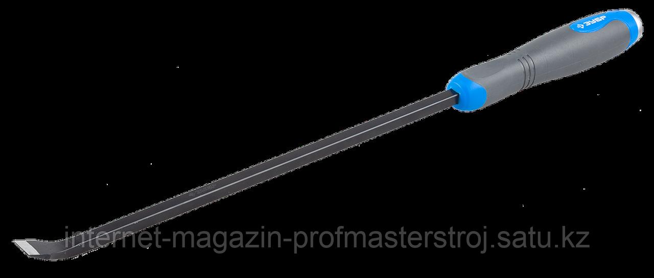 Монтировка с ручкой, 600 мм, серия «ПРОФЕССИОНАЛ», ЗУБР