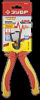 """Пассатижи для зачистки проводов диэлектрические 160 мм, """"ПРОФИЭЛЕКТРИК"""" серия «ПРОФЕССИОНАЛ», ЗУБР"""
