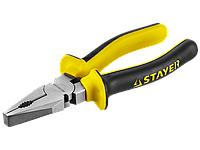 Плоскогубцы комбинированные, 140 мм, серия MASTER, STAYER