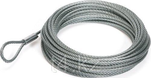 Трос металлический для лебедки 9мм x 26м - T4