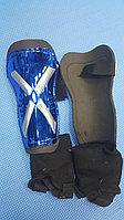 Щитки футбольные для  ног с голеностопом JUN-165 , фото 1