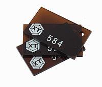 Акрил коричневый-3MM(NO:584), фото 1