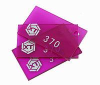 Крил фиолетовый-3MM(NO:370)