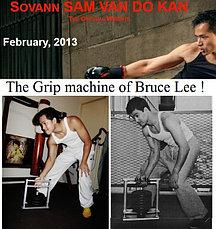 Грип-машина Брюса Ли (Улучшенная модель), фото 2