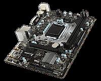 MB S-1151, MSI H110M PRO-D DVI+PCI16x/2*x1/4sata