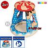 Детский надувной бассейн, Остров сладости, Intex 52270, размер 91х89 см