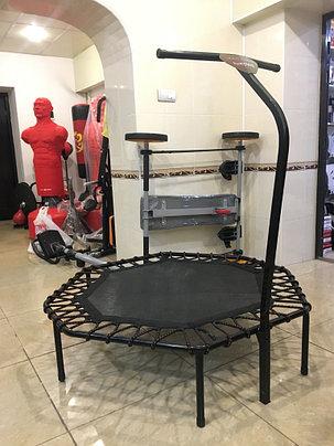 Фитнес батут для джампинга до 100 кг. (Диаметр 130 см), фото 2