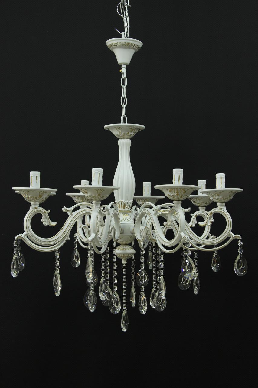 Подвесная люстра в стиле Неоклассика на 8 ламп
