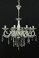 Подвесная люстра в стиле Неоклассика на 8 ламп, фото 1