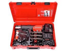 Электрогидравлический пресс Rothenberger ROMAX 4000 Basic SV 15-22-28 мм, батарея 18 В/4 Ah