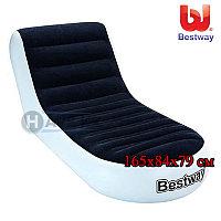 Надувное кресло-шезлонг, Bestway 75064, размер 165х84х79 см