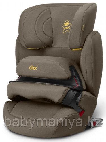 Автокресло CBX by Cybex Aura-Fix Truffy Brown