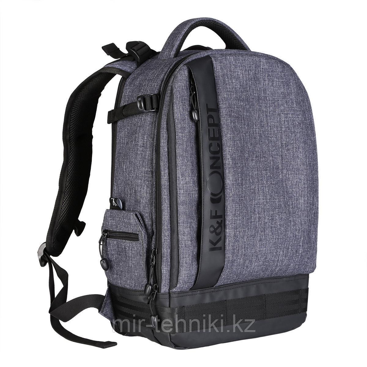 K&F Concept Large DSLR Camera Backpack for Travel L (KF13.044)