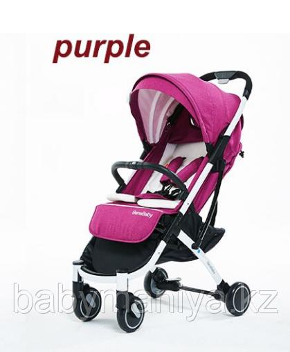 Коляска прогулочная BeneBaby Purple