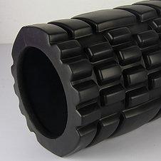 Массажный ролик(цилиндр) 61 см для спины и фитнеса, фото 3