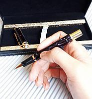 Подарочная ручка под мрамор в футляре, фото 1