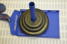 """Тренажер """"Бурлак"""" (санки с тросом - салазки для тяги по полу), фото 3"""