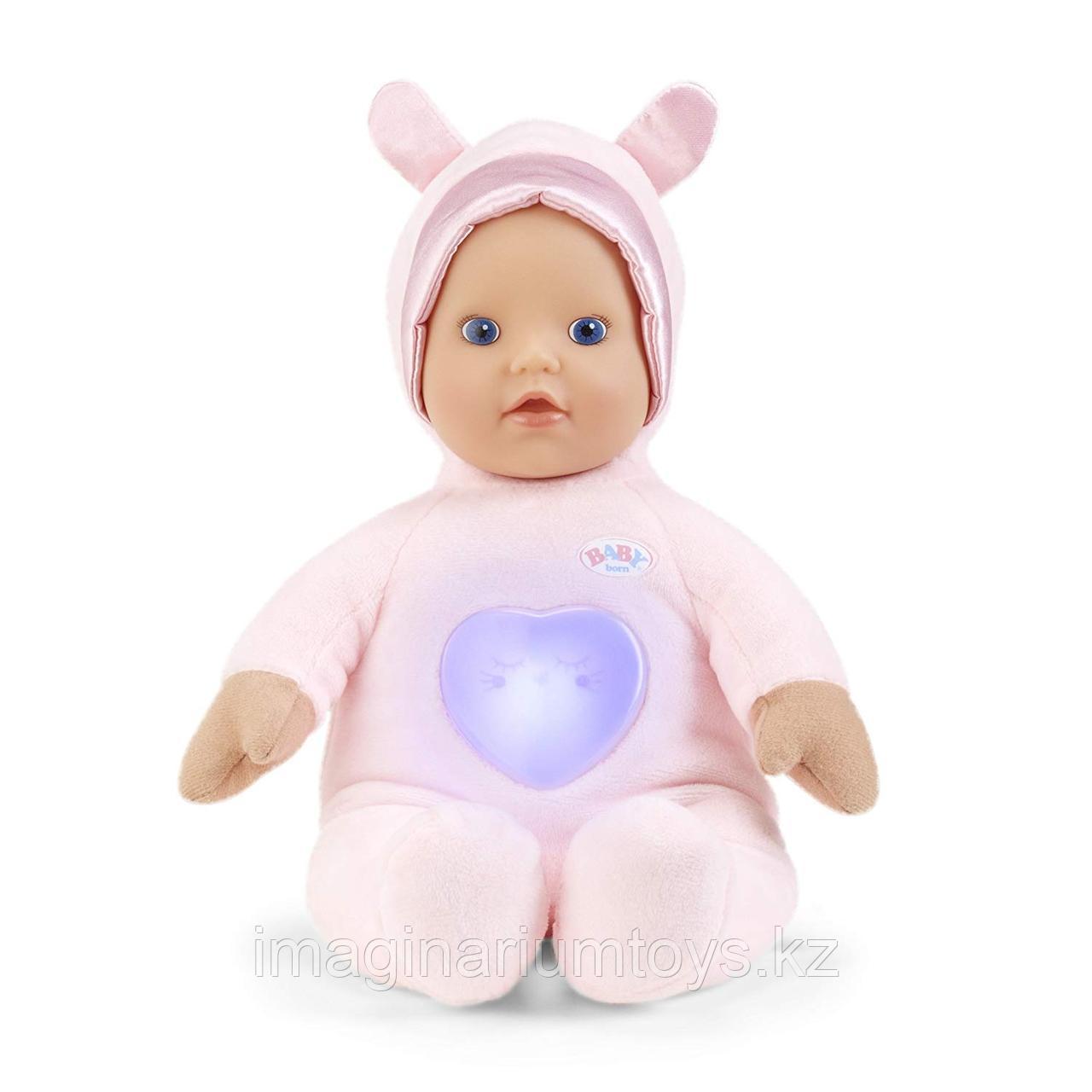 Кукла Baby Born для малышей 0+ интерактивная Беби Борн