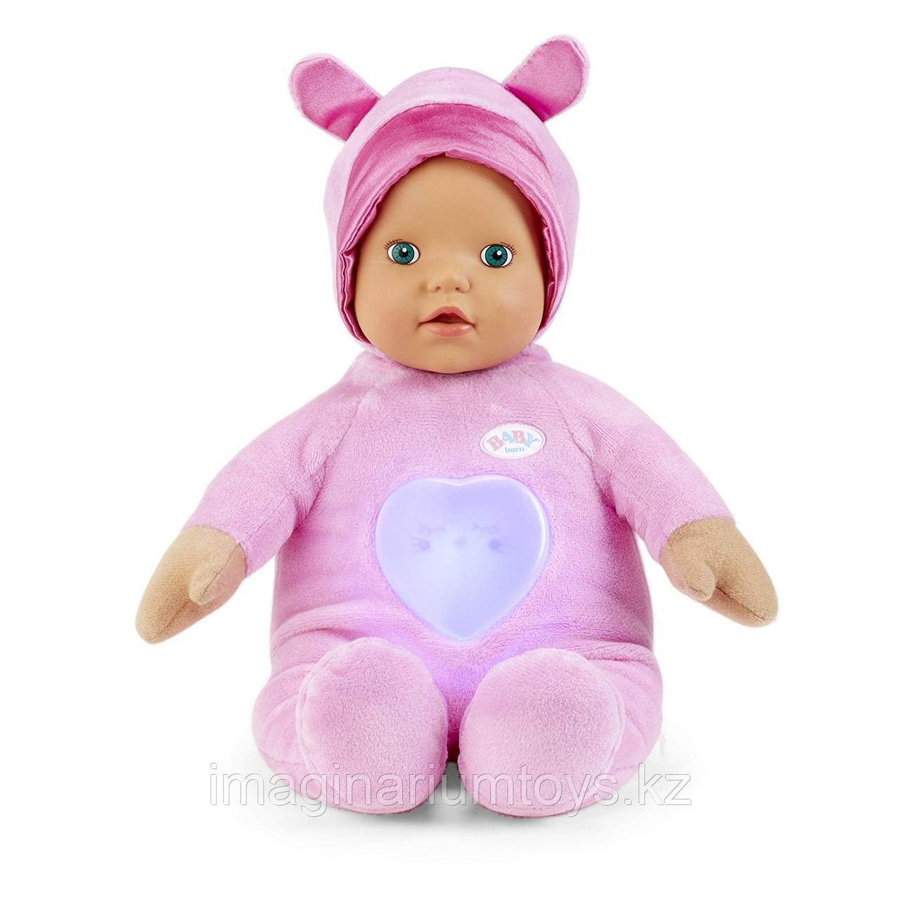 Кукла Беби Борн для малышей 0+ интерактивная Baby Born