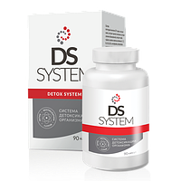 DS SYSTEM пептидный детокс, онкопротектор c лисичками