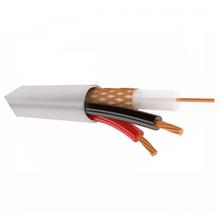 КВТ-В-2 2*0,50 кабель комбинированный для видеонаблюдения