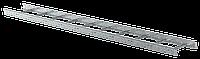 Лоток лестничный 50х400х3000, 1,5 мм