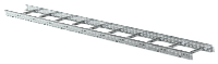 Лоток лестничный 100х200х3000, 1,5 мм