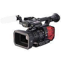 Panasonic AG-DVX200 4K видеокамера с сенсором Four Thirds и встроенным зум-объективом