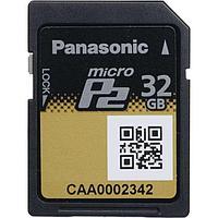 Panasonic AJ-P2M032AG карта P2 micro